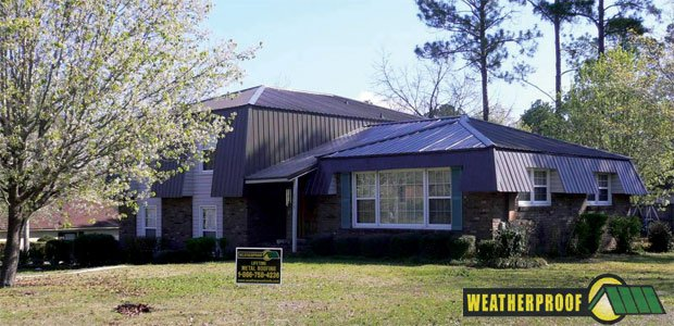 Weatherproof Quot Lifetime Metal Roofing Quot
