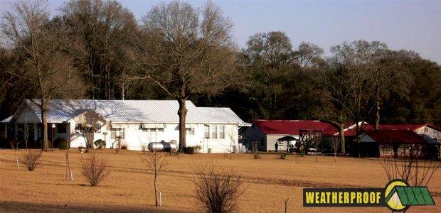Weatherproof Quot Lifetime Metal Roofing Quot